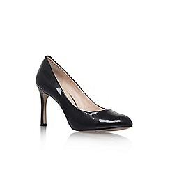 Nine West - Black 'Drusilla 3' high heel court shoe