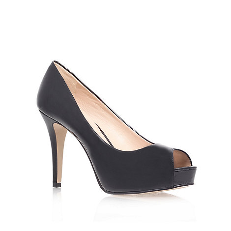 Nine West - Black +Camya+ High Heel Court Shoes