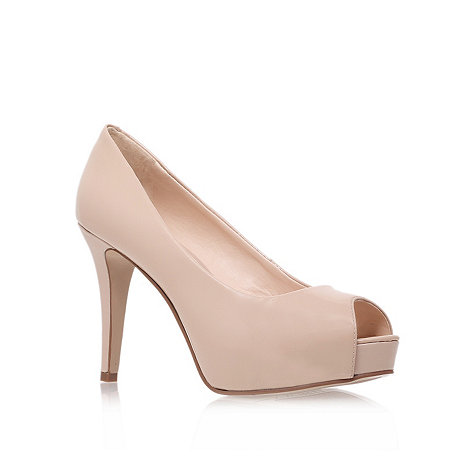 Nine West - Nude + Camya + High Heel Court Shoes