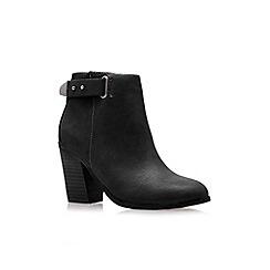 Miss KG - Black 'Bea High Heel Ankle Boots