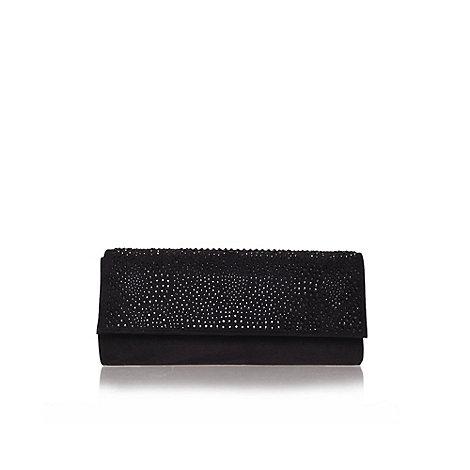 Miss KG - Black +Ora+ clutch bag