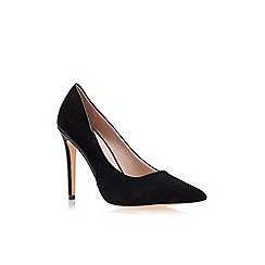 Carvela - Black 'Ash' High Heel Court Shoes