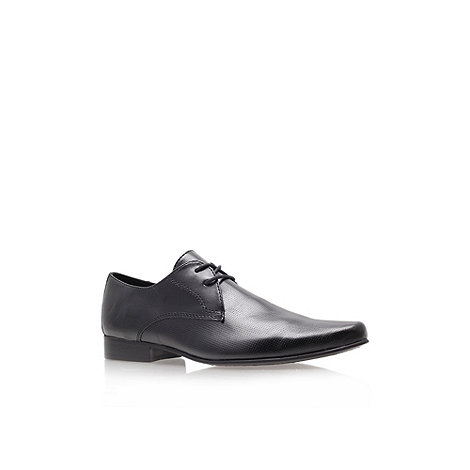 KG Kurt Geiger - Black +Kegworths+ flat formal lace-up shoes
