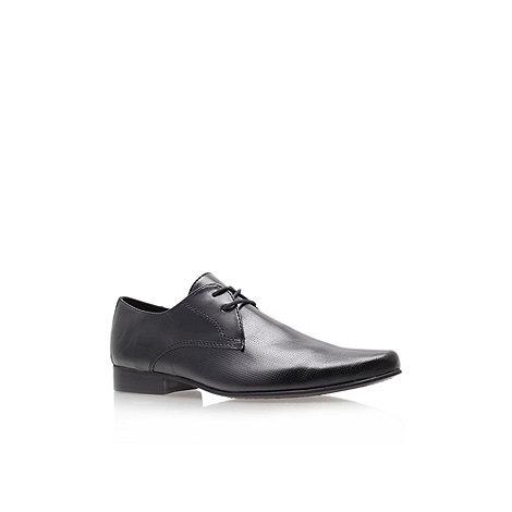 KG Kurt Geiger - Black +Kegworths+ flat formal lace-up shoes