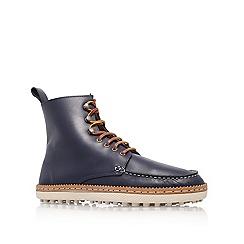 KG Kurt Geiger - Navy 'Oslo' Ankle Boot