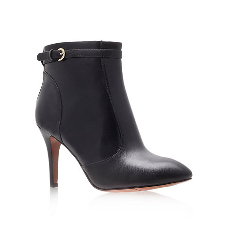 Nine West - Black +mainstay+ high heel ankle boots