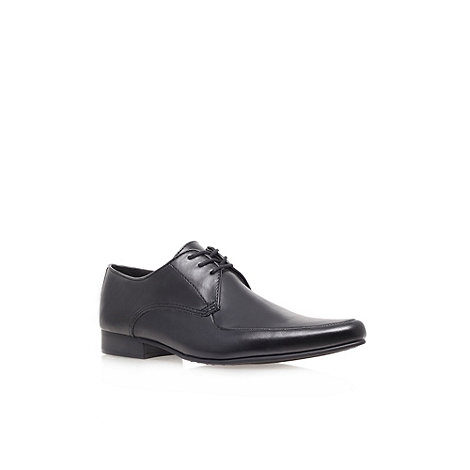 KG Kurt Geiger - Black +Marcels+ flat derby shoes
