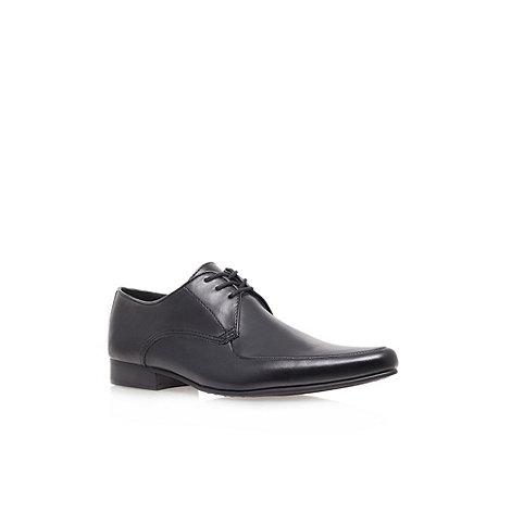 KG Kurt Geiger - Black +Marcels+ flat derby shoes