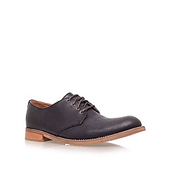 KG Kurt Geiger - Brown 'Grant' flat lace-up shoes