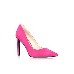 Nine West - Pink 'Tatiana' high heel court shoe