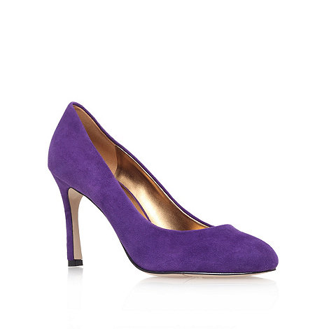 Nine West - Purple +Drusilla+ high heel court shoes