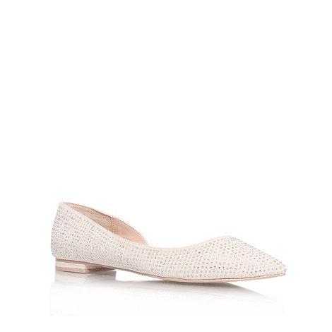 Carvela - Nude +Lush+ flat slipper shoes