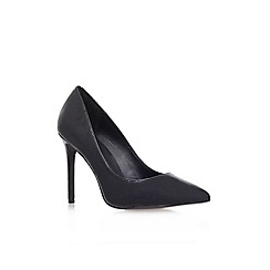 KG Kurt Geiger - Black 'Bailey' high heel court shoes