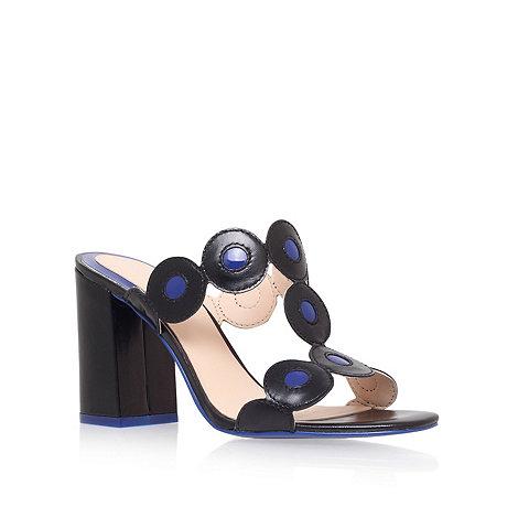 Nine West - Black +Jamielynn+ high heel sandals