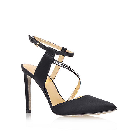 Nine West - Black +tanessa2+ high heel sandals