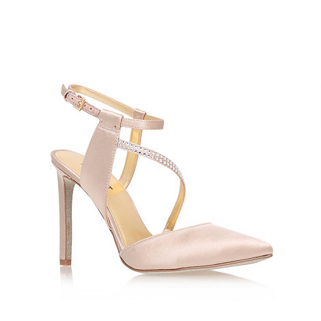 Nine West - Champagne +tanessa2+ high heel sandals
