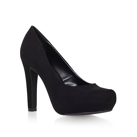 Miss KG - Black +Annie+ high heel court shoes