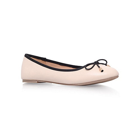 Miss KG - Nude +Nel+ flat ballerina shoes