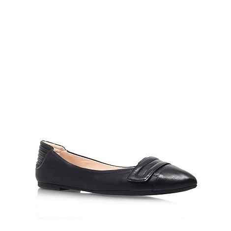 Nine West - Black +Saramarie+ flat slipper shoes