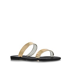 Carvela - Black 'Keepsake' flat sandals