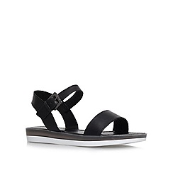 Carvela - Black 'Kasher' Flat Sandals