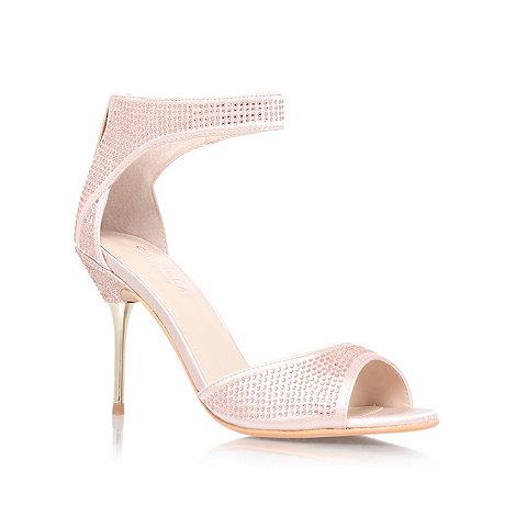 Carvela - Pink +Globe+ high heel sandals