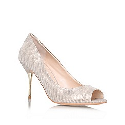 Carvela - Bronze 'Geradine' high heel court shoes
