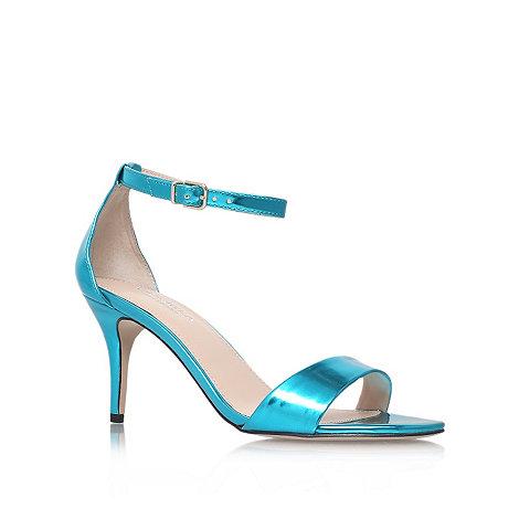 Carvela - Turquoise +Glade+ mid heel sandals