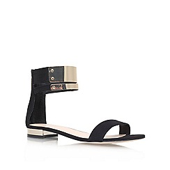 Carvela - Black 'Keel' flat sandals
