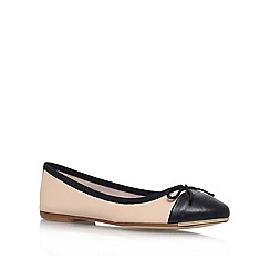 Carvela - Black 'Law' flat ballerina shoes