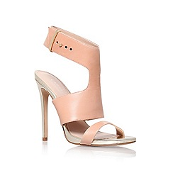 Carvela - Beige 'group' high heel sandals