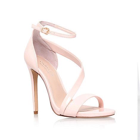 Carvela - Pink +gosh+ high heel sandals
