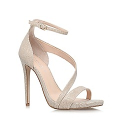 Carvela - Gold 'Gosh' High Heel Occasion
