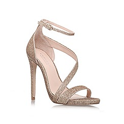 Carvela - Gold 'Gosh' High heel Sandal