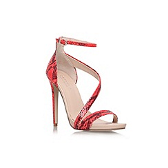 Carvela - Orange 'Gosh' high heel sandal