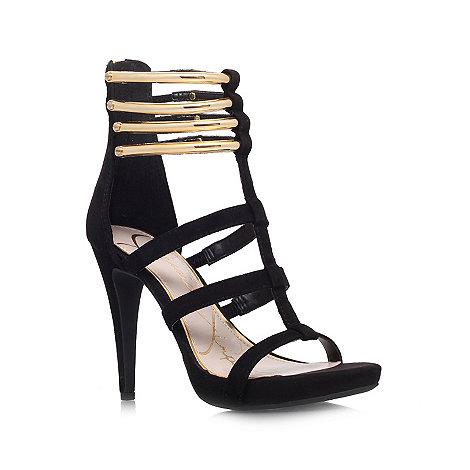 Jessica Simpson - Black +Cendini+ high heel sandals