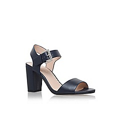Carvela - Blue 'sadie' high heel sandal