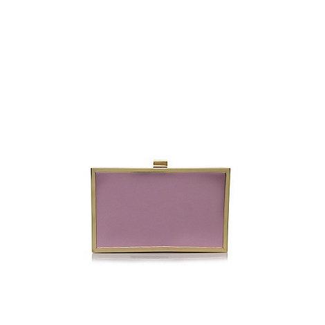 Carvela - Pink +Bathe Chain+ clutch sag