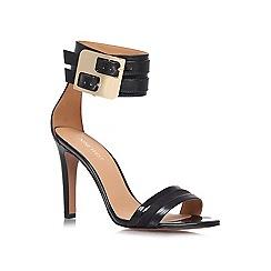 Nine West - Black 'Estrilada' high heel sandals