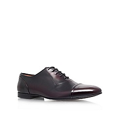 KG Kurt Geiger - Wine 'Isaac' flat lace-up shoes