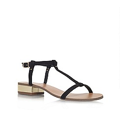 Carvela - Black 'Bounty' sandal