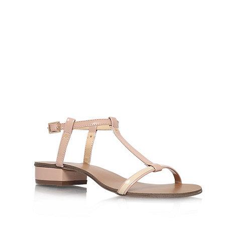 Carvela - Nude +Bounty+ sandal