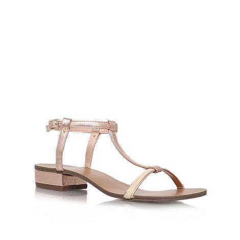 Carvela - Gold +Bounty+ sandal