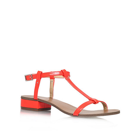 Carvela - Orange +Bounty+ sandal