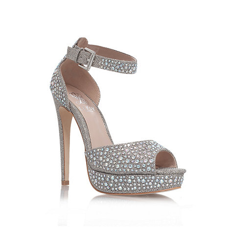 Lipsy - Silver +Maddison+ high heel occassion shoes