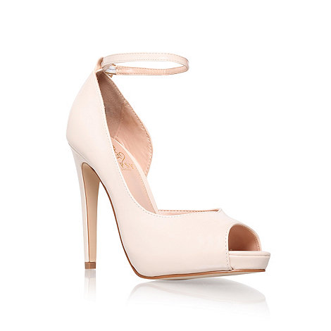 Lipsy - Nude +Valerie+ high heel occasion shoes