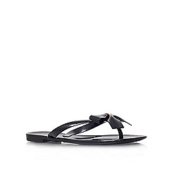Carvela - Black 'Star' flip flop