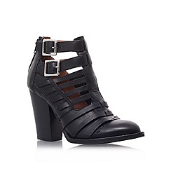 Carvela - Black 'Silent' high heel ankle boots