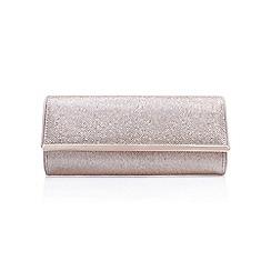 Miss KG - Grey 'Tamera' clutch bag