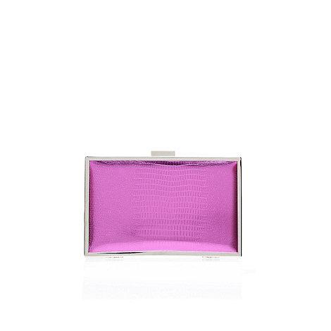 Miss KG - Pink +Tina+ clutch bag